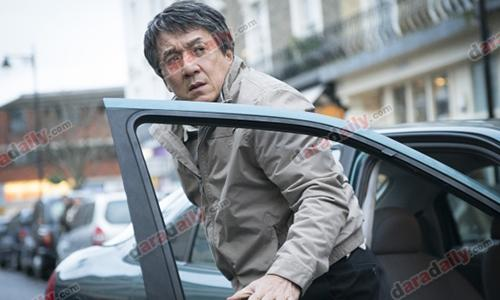 """THE FOREIGNER"""
