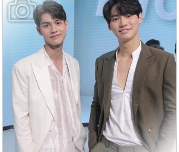 """""""ไบร์ท-วิน"""" นำทีมนักแสดง จีเอ็มเอ็ม ทีวี เปิดตัวผลิตภัณฑ์ใหม่ """"idolo"""" Collection 2"""