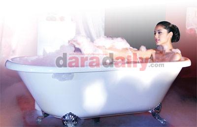 """""""อุษามณี"""" โกยแหลก อาบน้ำครั้งละแสน"""