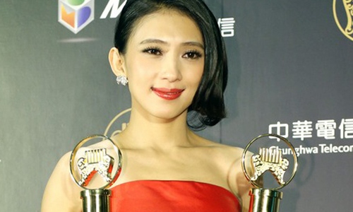 <b>Penny Pei</b> นักร้องสาวมาเลเซียคนแรกที่ได้รับรางวัลบนเวที Taiwan Golden - photo-43061
