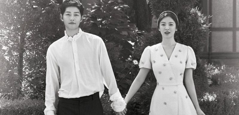 Song Joong Ki ฟ้องหย่า Song Hye Kyo เลิก