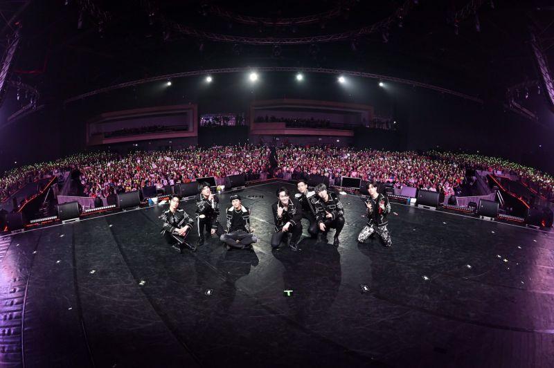 GOT7 อากาเซ่ คอนเสิร์ต