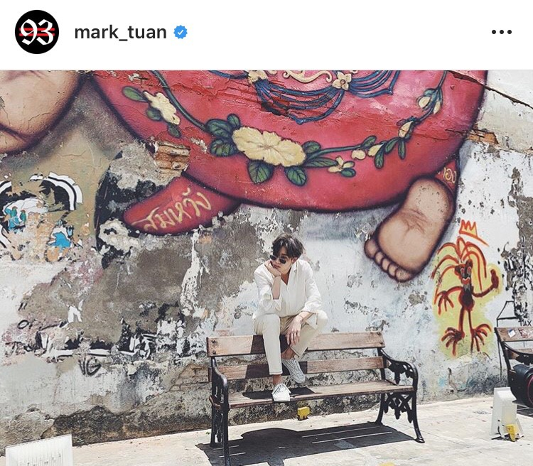#HappyXXVIIMarkTuan มาร์ค ต้วน GOT7  วันเกิด