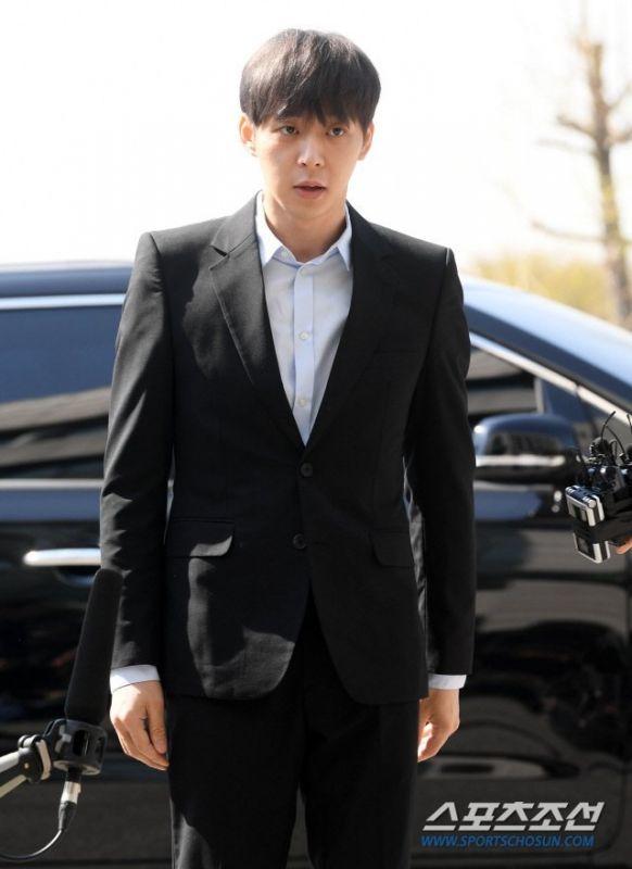 C-JeS Ent สัญญา Park Yoochun idol