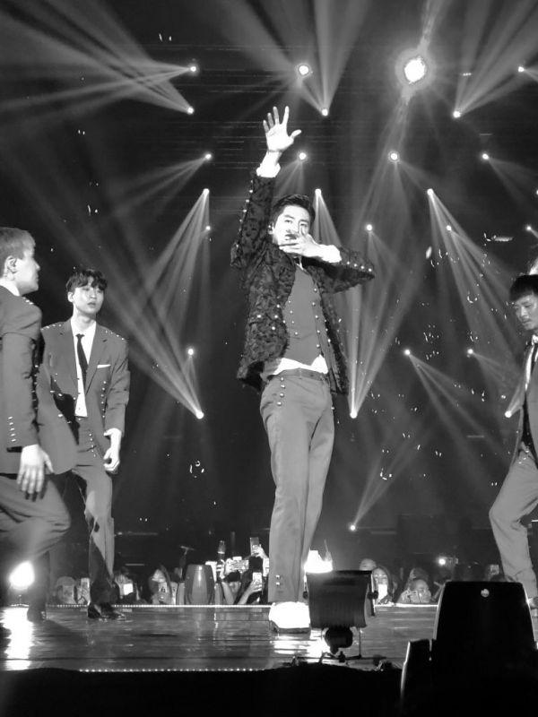 TVXQ คอนเสิร์ต ในไทย คอนเสิร์ต TVXQ CONCERT -CIRCLE- #welcome in BANGKOK