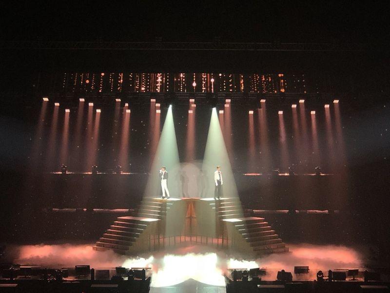 TVXQ คอนเสิร์ต ในไทย คอนเสิร์ต TVXQ! CONCERT -CIRCLE- #welcome in BANGKOK