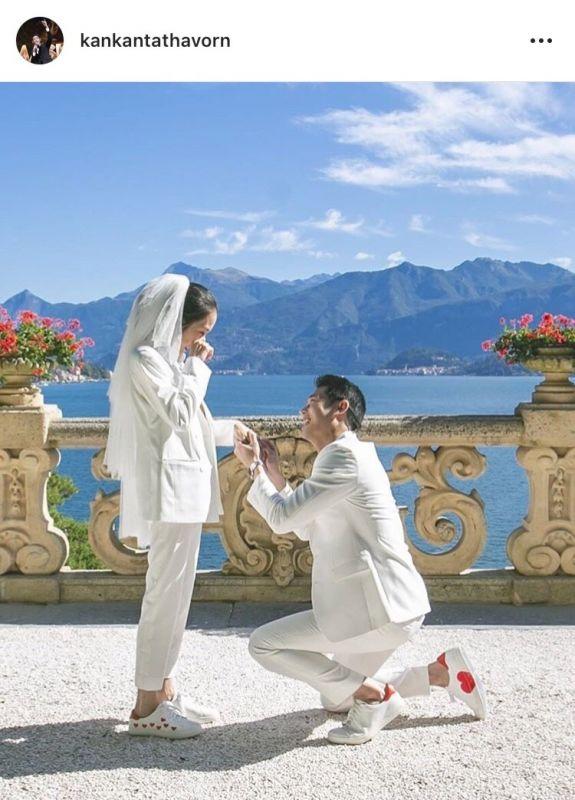 กันต์ กันตถาวร แต่งงาน พลอย อัยดา โมเมนต์หวาน