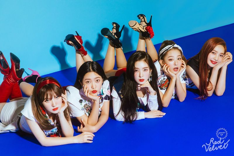 Red Velvetเพลงใหม่ Power Up