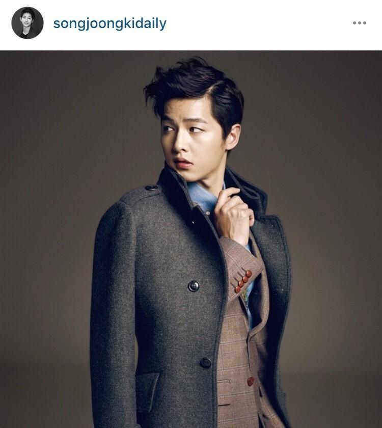 SongJoongKi ซงจุงกิ รวมภาพหนุ่มหล่อ ซองจุงกิ