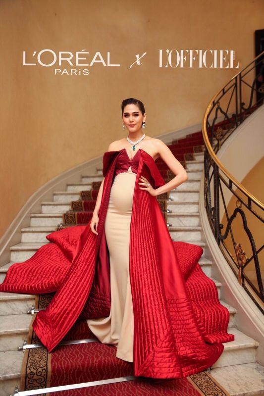 ชมพู่ อารยา ปิดท้าย พรมแดง เมืองคานส์ หนัง ฝรั่งเศส ฟินาเล่ ชุด Flawless Finale 2017 ดารา ข่าว วันนี้