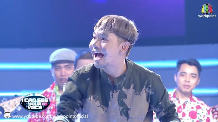 #icanseeyourvoice ช็อตฮา ดีเจนุ้ย บทลงโทษ รอยยิ้ม เสียงหัวเราะ