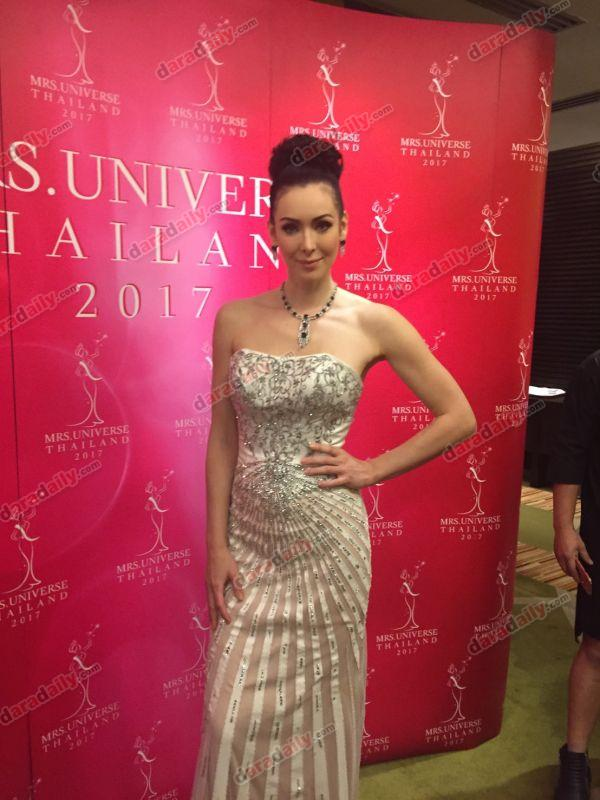 นาตาลี เลี้ยงลูก Miss Universe สตรีสมรส ประกวดนางงาม