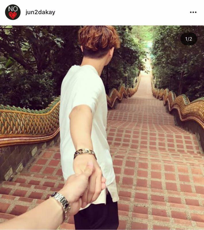นิชคุณ เชอรีน จุนเค 2PM เที่ยวไทย ทะเล