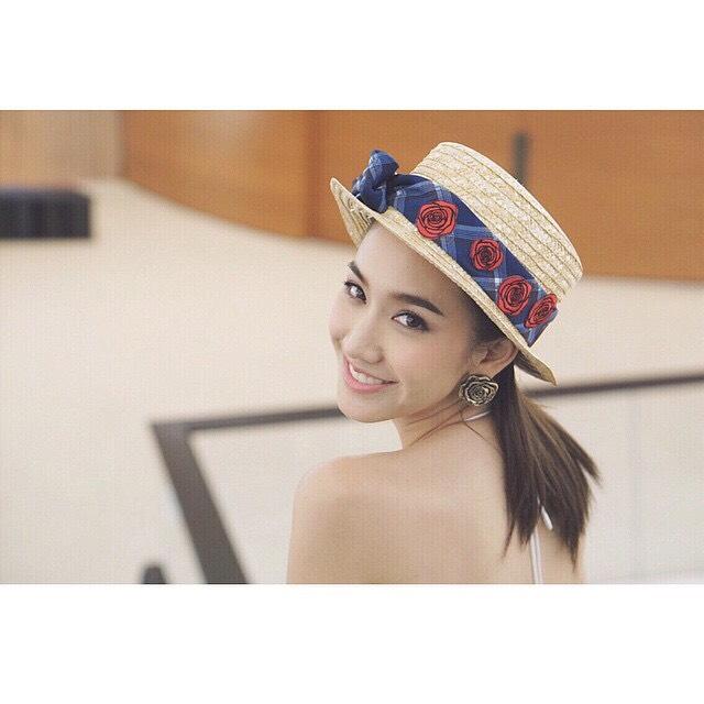ดารา แฟชั่น นักแสดง ใส่หมวก ดาราใส่หมวก