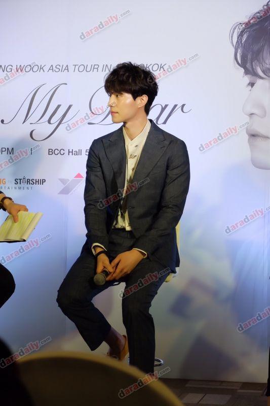 #LeeDongwookinbkk #LEEDONGWOOK บทสัมภาษณ์ ยมฑูต Lee Dong Wook แฟนมีตติ้ง ไทย วันที่ Goblin เกาหลี ดารา วันนี้ ข่าว