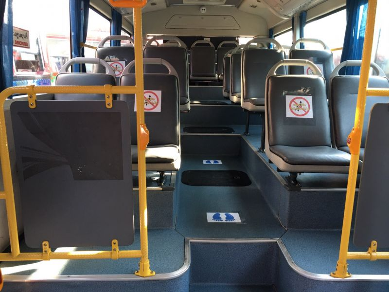 รถเมล์ ขสมก. โควิด-19
