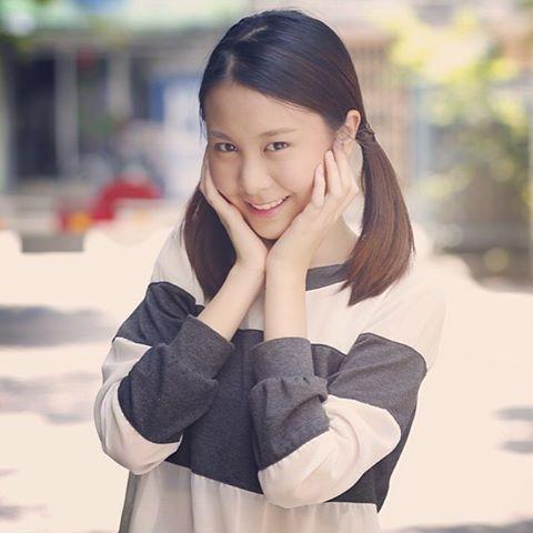 วีวี่  กระต่าย บันเทิง ดารา นักแสดงวัยรุ่น #เพื่อนรักเพื่อนร้าย สาวเชียงใหม่