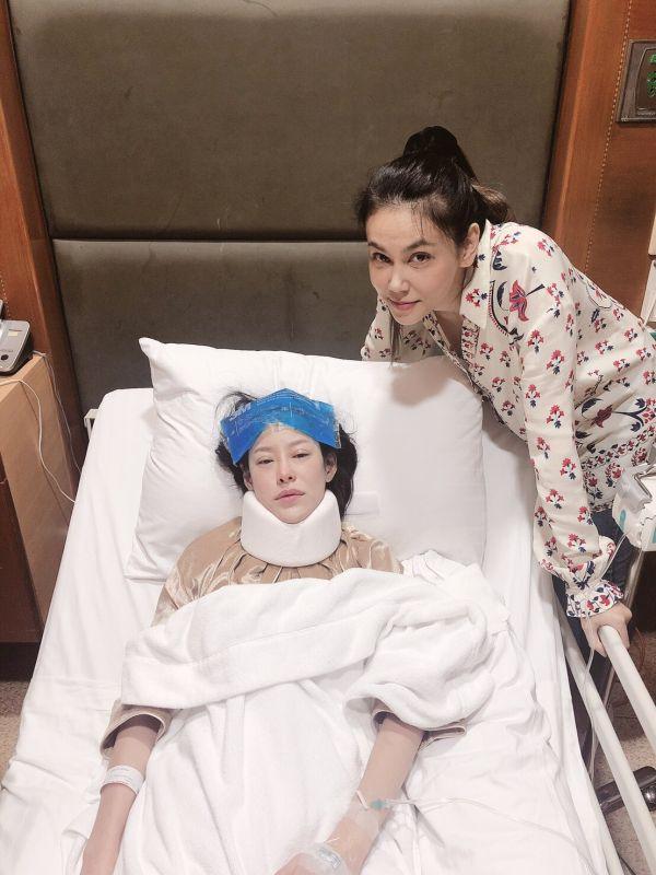 หนิง ปณิตา ป่วย เข้าโรงพยาบาล