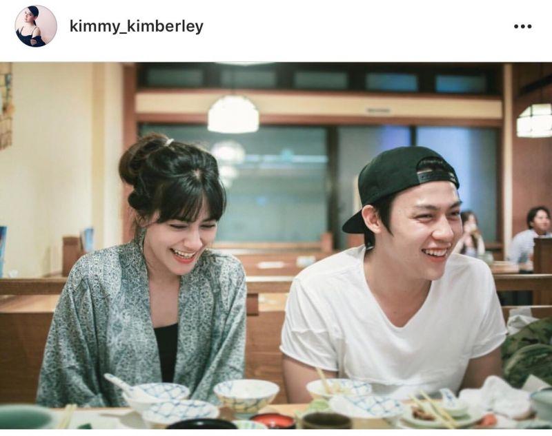 หมาก คิม ภาพความทรงจำ คู่รัก คู่รักร่วมช่อง วงการบันเทิง ละครรีเมค ความสัมพันธ์