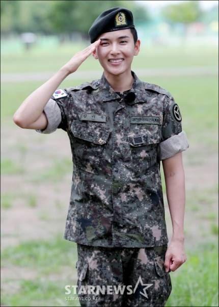 Super Junior  Ryeowook ทหาร กรมทหาร