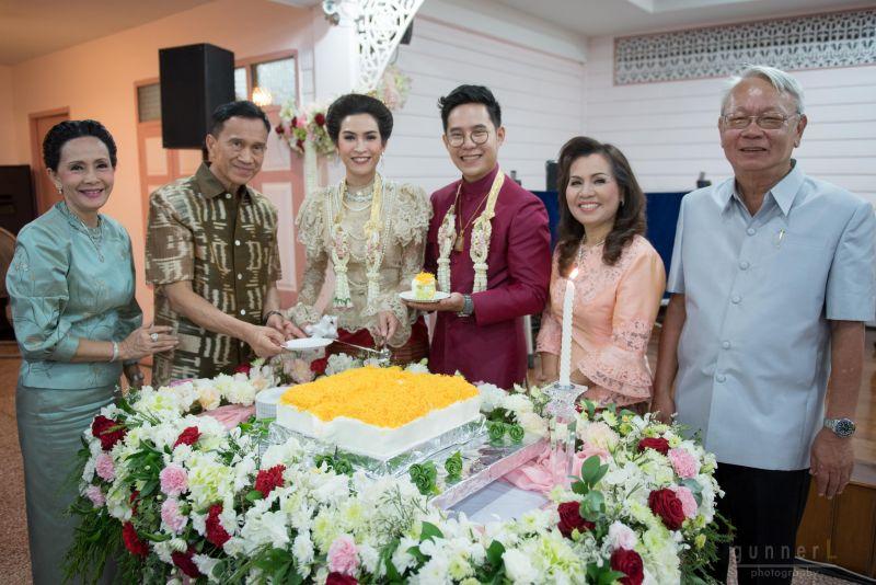 ภาพ ต้น เติมศักดิ์ แต่งงาน อี๊ฟ พุทธธิดา ลูก เศรษฐา บ้านเกิด แพร่ ดารา ข่าว วันนี้
