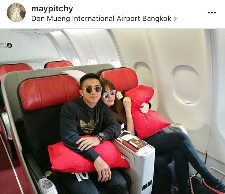 รักแฟนมาก เมย์ เจ จัดทริป ทัวร์ญี่ปุ่น #thisismjtime คู่รัก ฝ่าฝันอุปสรรค นักฟุตบอลหนุ่มดาวรุ่ง นักแสดงสาว