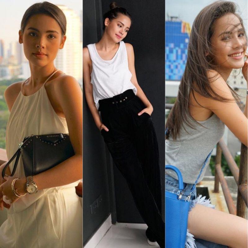 นักแสดงสาว นักแสดงวัยรุ่นชื่อดัง อัพเดทแฟชั่น ดาราวัยรุ่น เทรนด์แฟชั่น