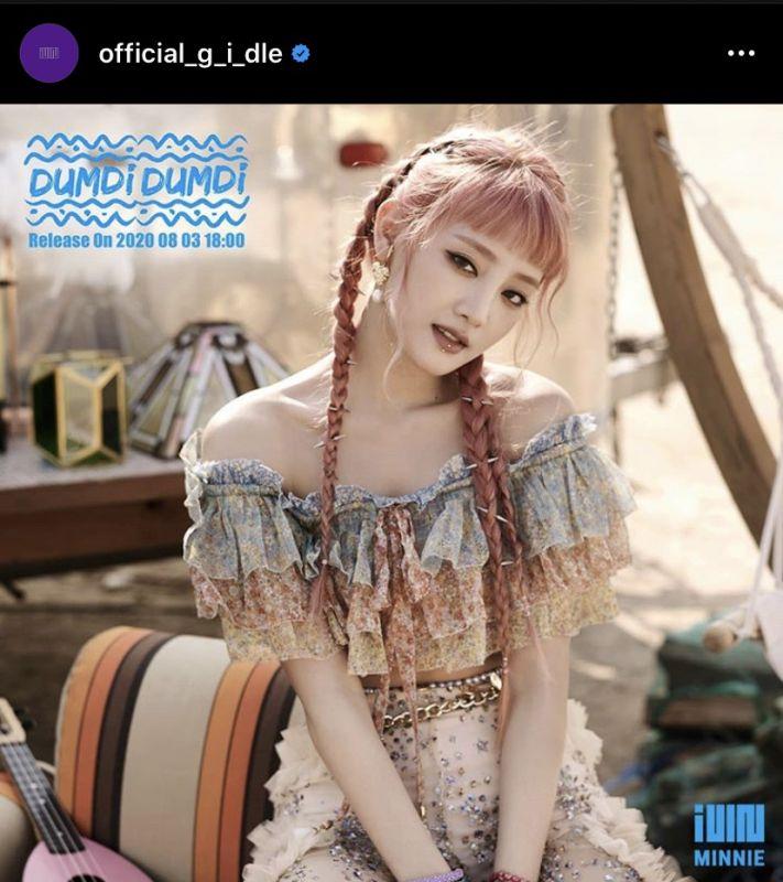 (G)I-DLEคัมแบ็ค ศิลปินเกาหลี