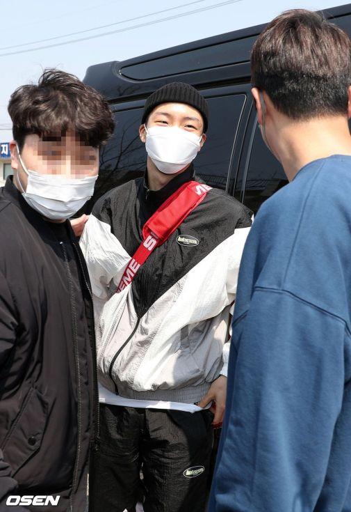 Seunghoon WINNER เจอกันใหม่ รายตัว ทหาร เข้ากรม kpop