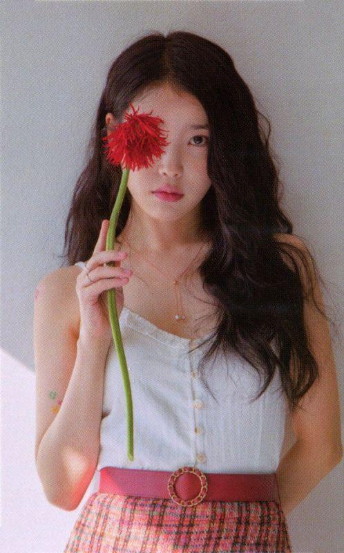 อดีตที่สวยงาม IU kpop idol ออดิชั่น