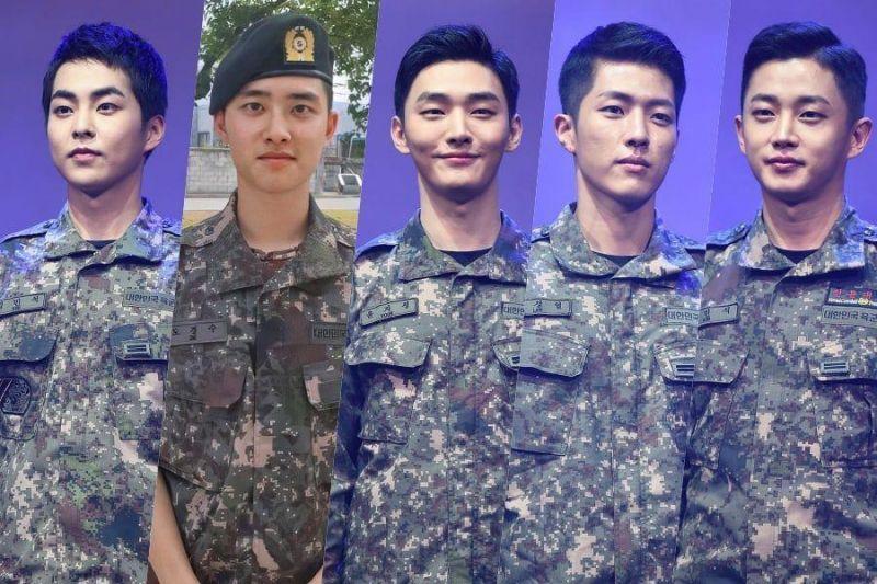 ไอดอลเกาหลี ททหารผ่านศึก ละครเวที Return The Promise of the Day