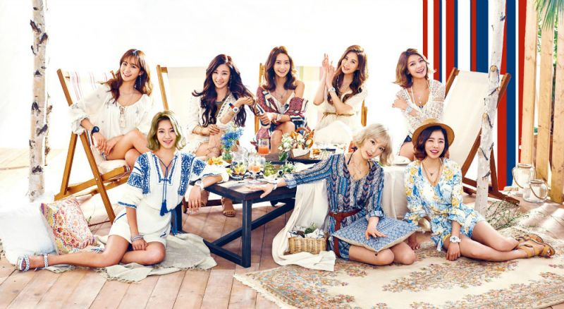 10 years with girls generation snsd