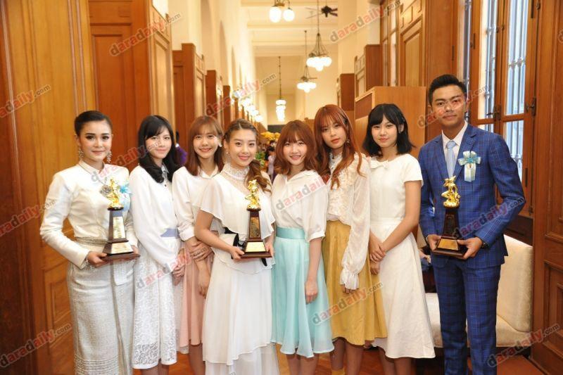 BNK48 รับรางวัล เป็นเกียรดิ