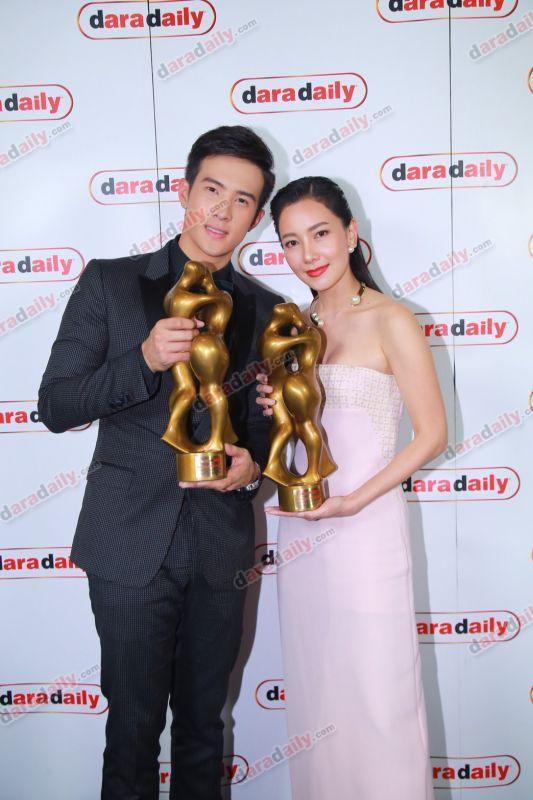 นักแสดงนำ daradaily Awards งานประกาศรางวัล