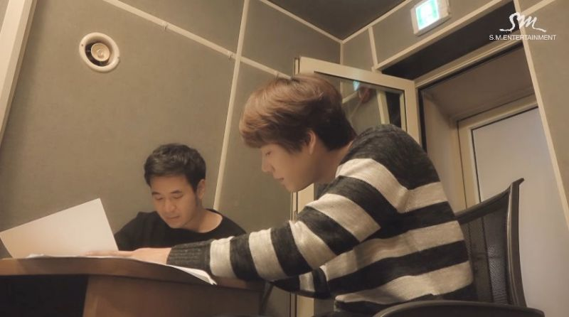 แสตมป์ ร่วมงาน คยูฮยอน  นักร้องเสียงคุณภาพ ค่ายยักษ์ใหญ่