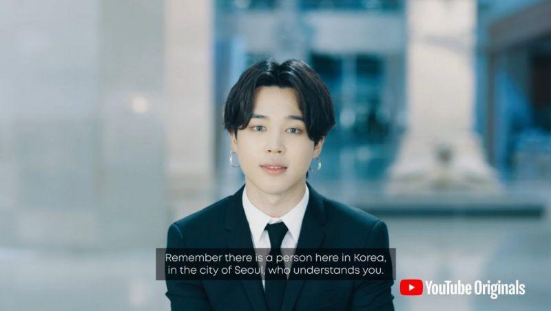 Jimin kpop idol speech BTS