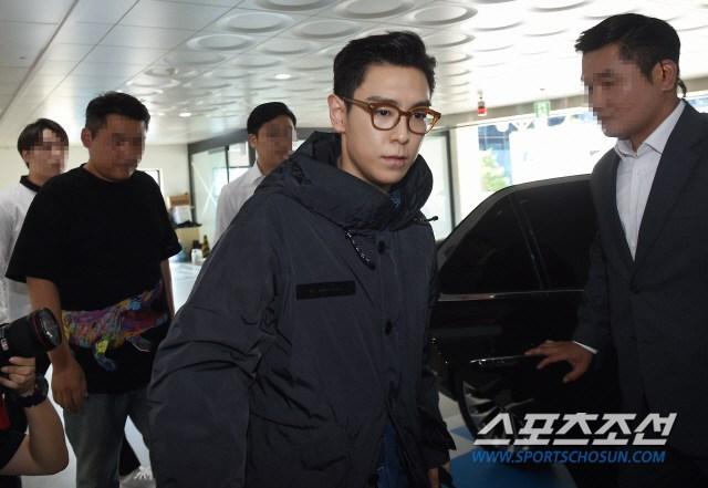 TOP BIGBANG ปลดประจำการ