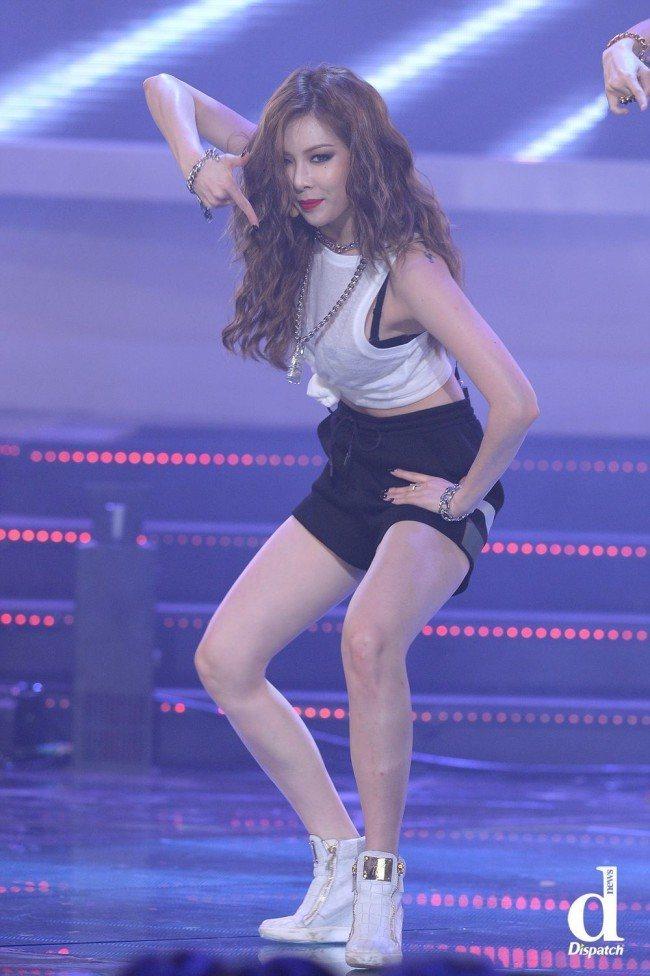 ไอดอล ดาราเกาหลี เซ็กซี่ ท่าเต้นเซ็กซี่ เต้นสวย