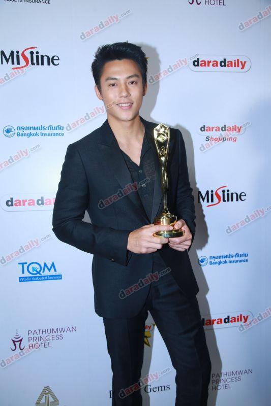 หมาก ปริญ สุภารัตน์ Popular Vote daradaily awards 7