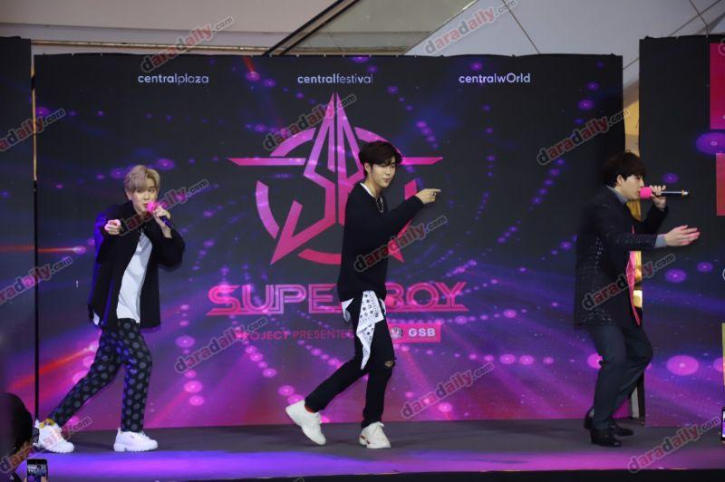 SBFIVE  รุ่นน้อง Superboy Superboy Project Presented by GSB
