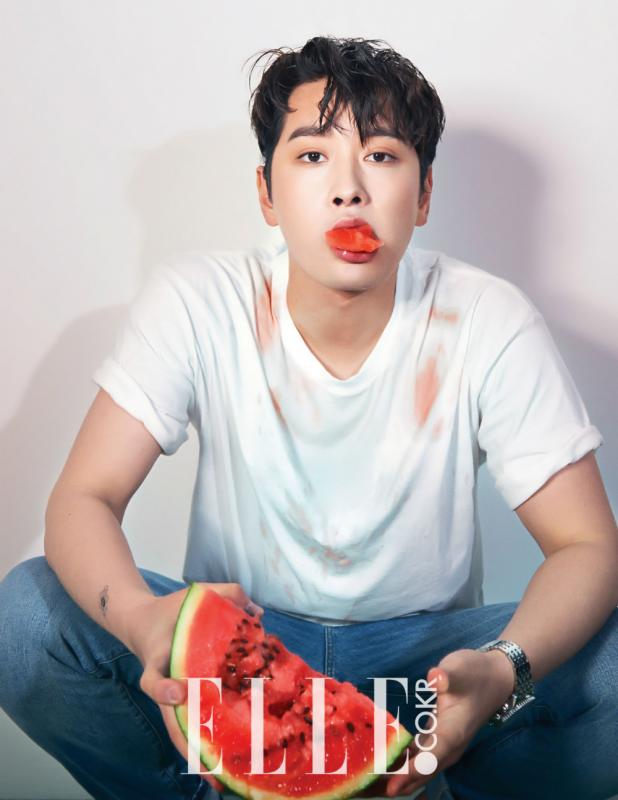 Chansung วง 2PM