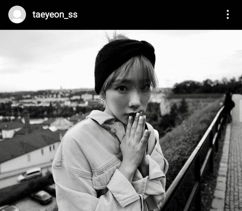 Taeyeon โซโลอัลบั้ม คัมแบ็ค