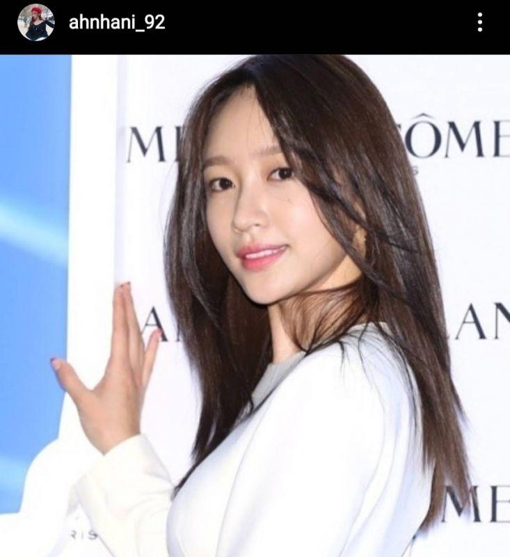 Hani EXID kpop idol
