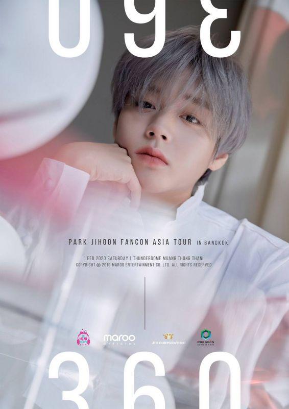 Park Jihoon parkjihoonfanconinbkk fancon