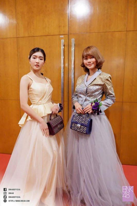 เจนนิษฐ์ มิวสิค รับรางวัล The Asian Stars Up Next