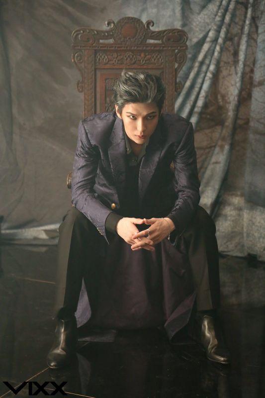 Leo Vixx Minhyun NUEST kpop
