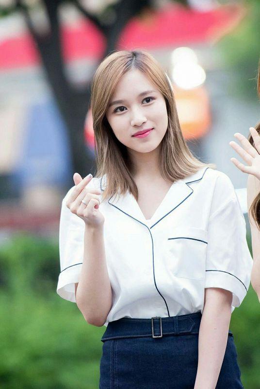 JYP Mina Twice อาการป่วย