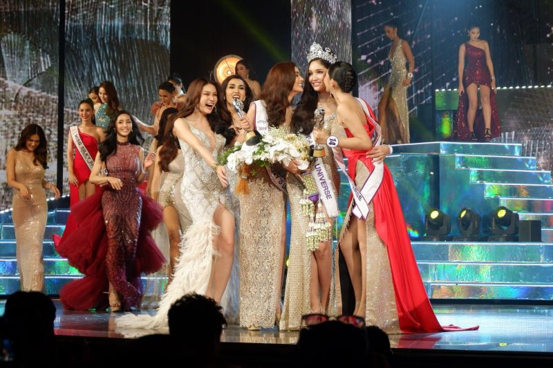 เดียร์ ฤทัยปรียา Miss Tiffany Universe 2019