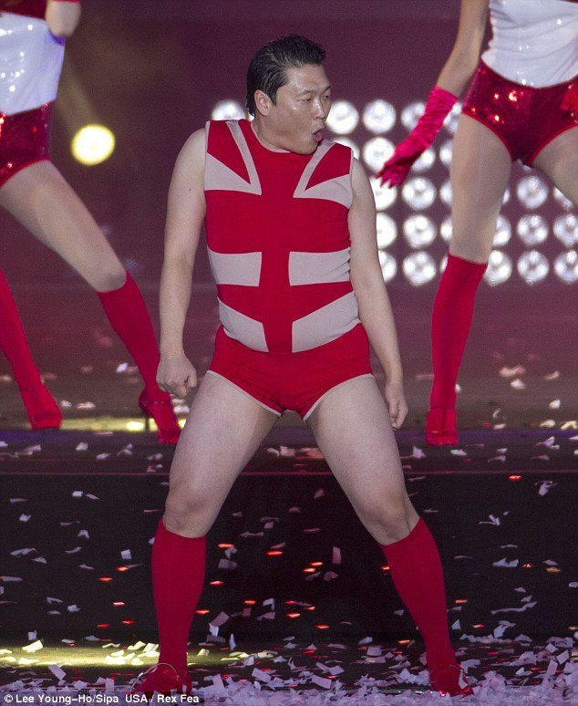 โป๊ เซ็กซี่ วาบหวิว ไอดอลเกาหลี โดนแบน โชว์