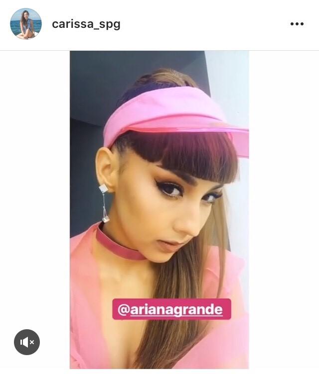 ArianaGrandeBKK2017 Ariana Grande